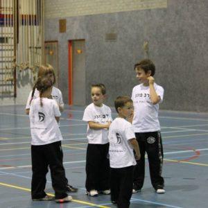 Kids Krav Broeken